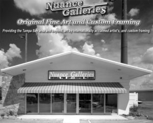Nuance Art Galleries Tampa and St Petesburg locations