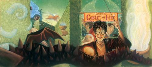 Harry Potter Book Goblet Of Fire Pdf ~ Harry potter my